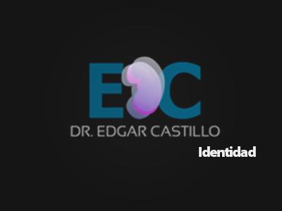 Identidad e Impresos Dr. Edgar Castillo