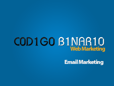 Codigo Binario Email Marketing