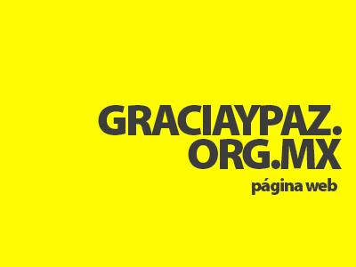 Gracia Y Paz
